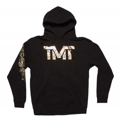 Изображение Кенгуру с капюшоном TMT RINGSIDE GOLD черный