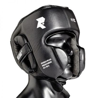 Изображение Шлем мексиканского стиля Ultimatum Reload Black черный