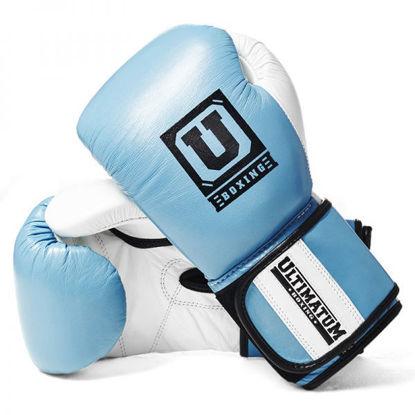 Универсальные боксерские перчатки, цвета ВДВ