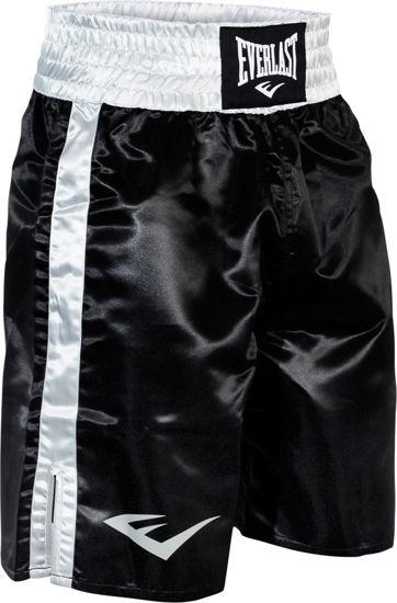 Изображение Шорты боксерсие Everlast чёрно-белый XL