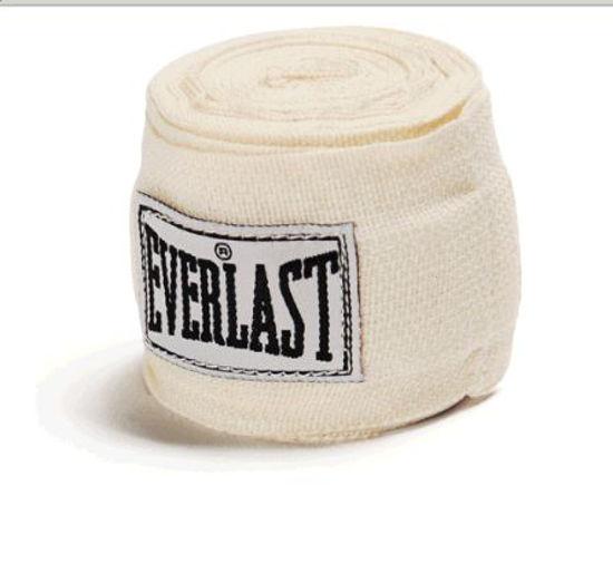 Изображение Международные бинты AIBA Everlast белый 2,54м