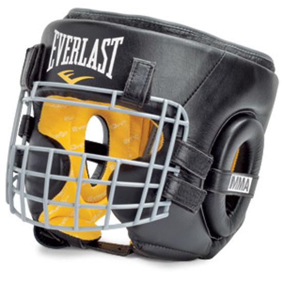 Изображение Шлем EVERLAST Safety Cage Headgear чёрный S
