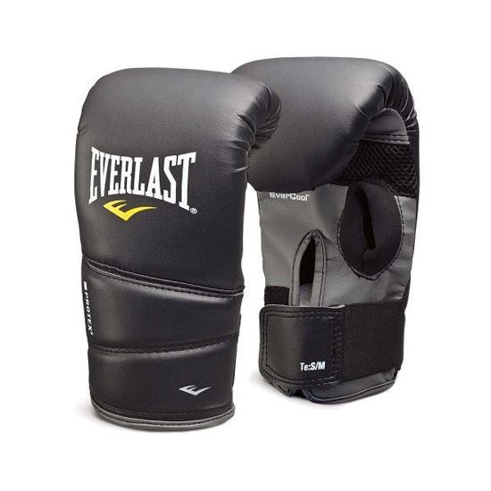 Изображение Снарядные перчатки EVERLAST Protex 2 Heavy Bag Gloves чёрный