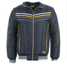 Изображение Куртка  Everlast темно-синий/белый L