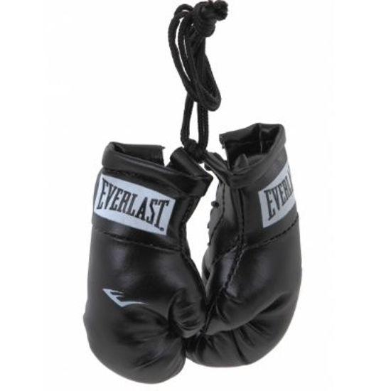 Изображение Сувенирные перчатки Everlast (для авто) черный один размер