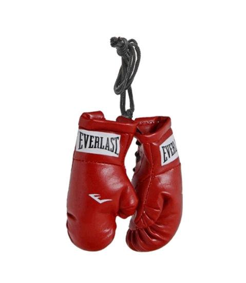 Изображение Сувенирные перчатки Everlast (для авто) красный один размер