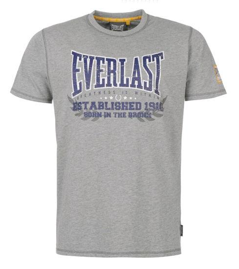 Изображение Футболка  Everlast серый XXXL