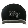 Изображение Шапка NY чёрный один размер