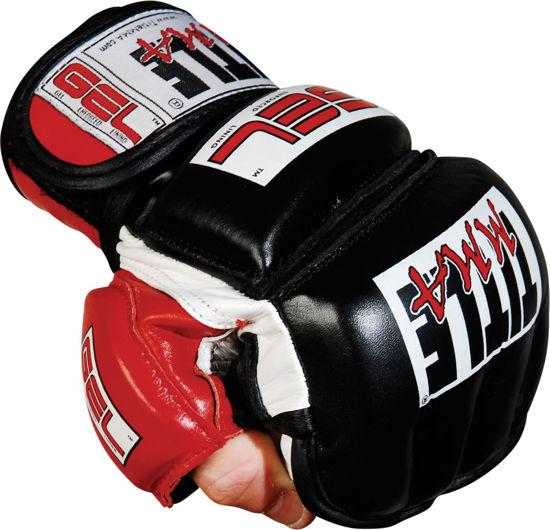 Изображение Перчатки для ММА тренировочные TITLE