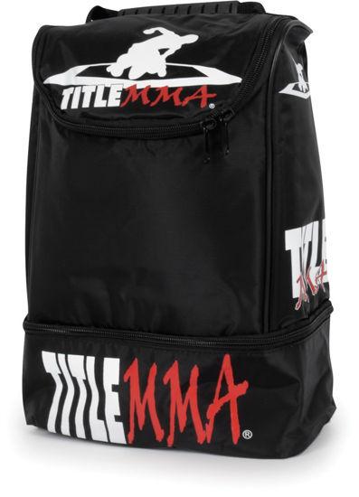 Изображение Сумка TITLE MMA черный один размер