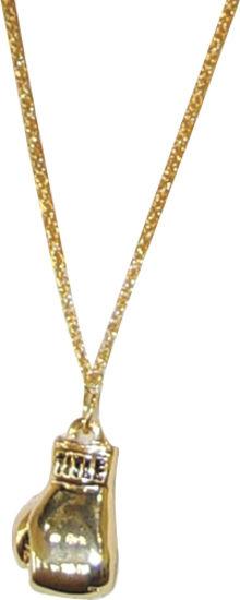 Изображение Сувенирная цепочка одна перчатка TITLE золотистый один размер
