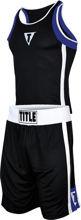 Изображение Форма для бокса Title черный/синий XL