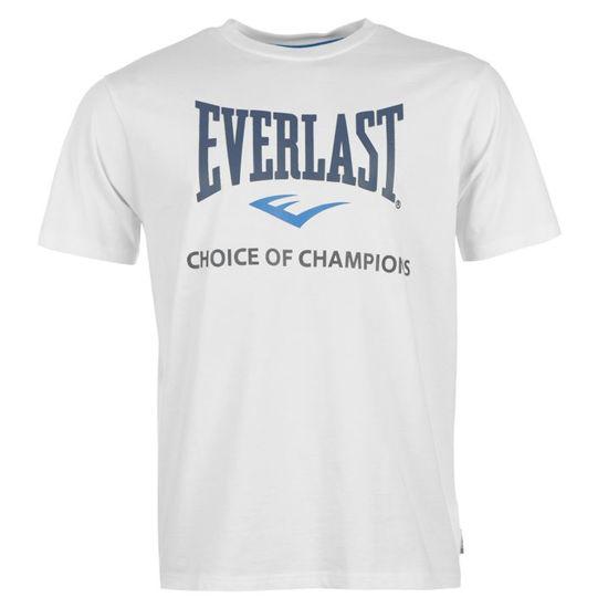 Изображение Футболка  Everlast белый S