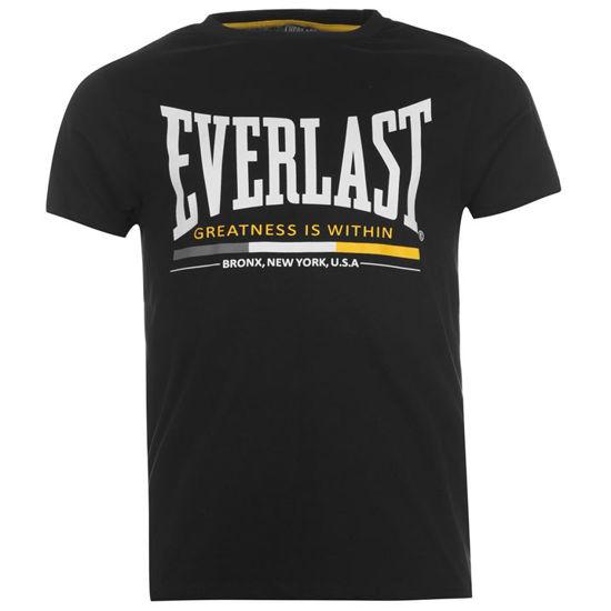Изображение Футболка  Everlast черный