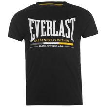 Изображение Футболка  Everlast черный L