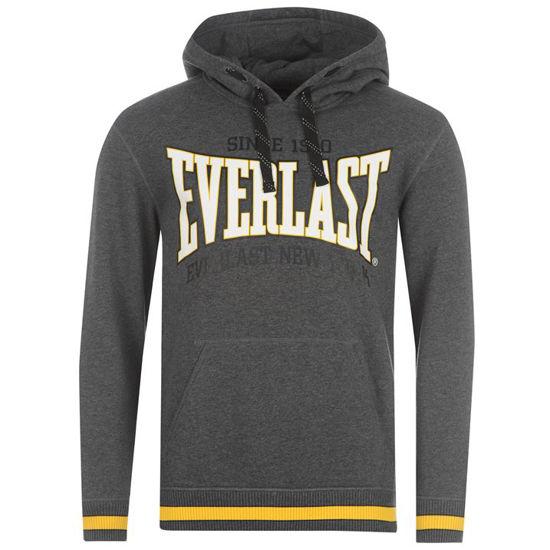 Изображение Кенгуру с капюшоном Everlast темно-серый