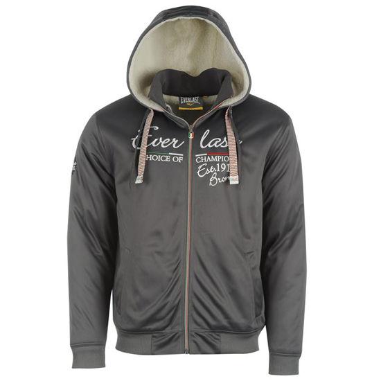 Изображение Куртка с капюшоном Everlast темно-серый M