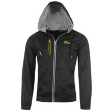 Изображение Куртка-дождевик с капюшоном Everlast черный XXXL
