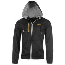Изображение Куртка-дождевик с капюшоном Everlast черный XXL