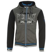 Изображение Мастерка с капюшоном Everlast USA темно-серый S