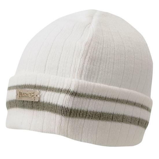 Изображение Шапка Lonsdale серый/белый один размер