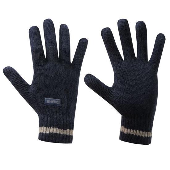 Изображение Теплые перчатки Lonsdale синий один размер