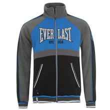 Изображение Мастерка Everlast темносерый/синий/черный XL