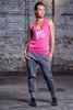 Изображение Майка BodyCross малиновый