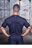 Изображение Футболка BodyCross черный/синий