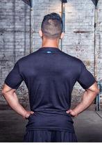 Изображение Футболка BodyCross черный/синий M