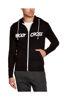 Изображение Мастерка с капюшоном BodyCross черный