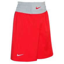 Изображение Шорты боксерские Nike красный XL