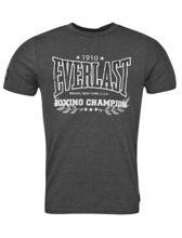Изображение Футболка  Everlast Boxing темно-серый S