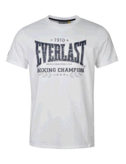 Изображение Футболка  Everlast Boxing белый