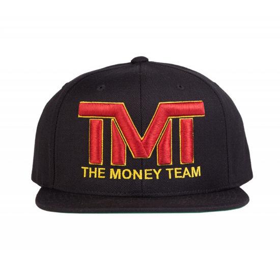 Изображение Бейсболка TMT черный/красный один размер