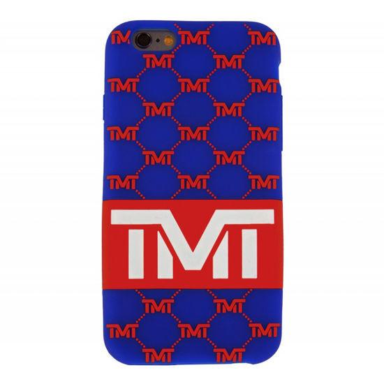 Изображение Чехол TMT IPhone 6+ синий/красный один размер