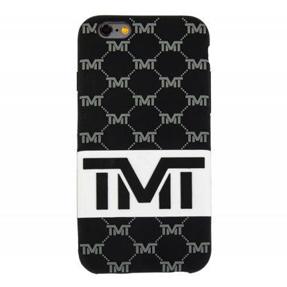 Изображение Чехол TMT IPhone 6+ черный/серый один размер