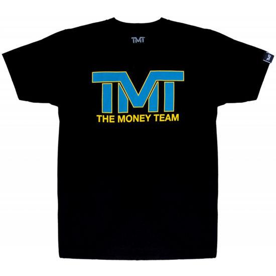 Изображение Футболка TMT STILL черный/синий