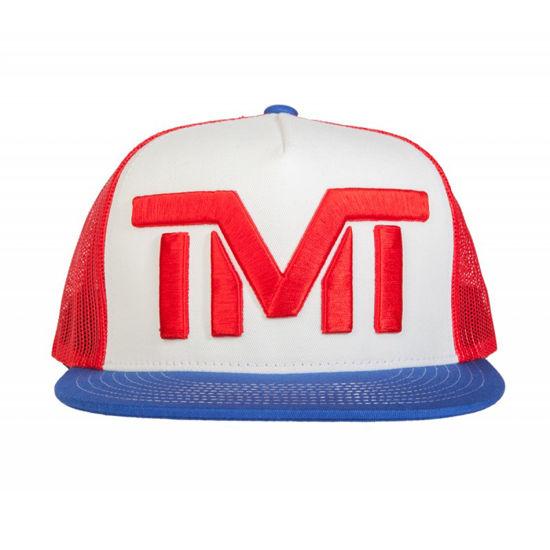 Изображение Бейсболка TMT красный/белый один размер