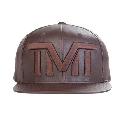 Изображение Бейсболка TMT коричневый один размер