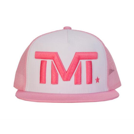 Изображение Бейсболка TMT белый/розовый один размер
