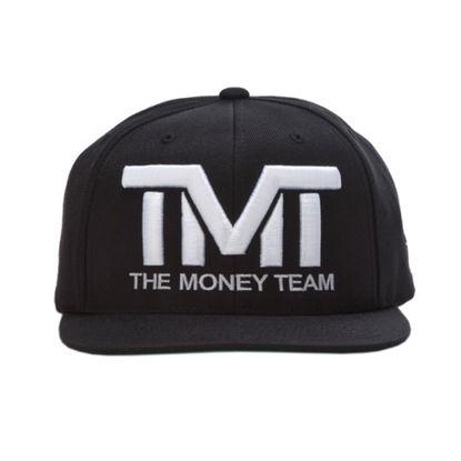 Изображение Бейсболка TMT черный/белый один размер