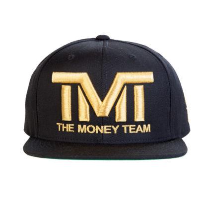 Изображение Бейсболка TMT черный/желтый один размер