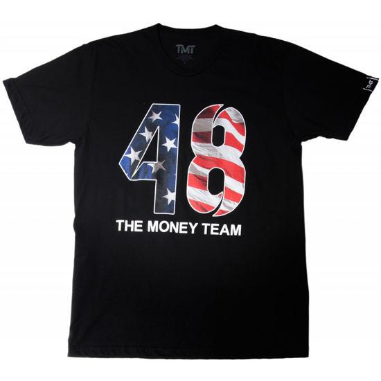 Изображение Футболка TMT 48 USA черный