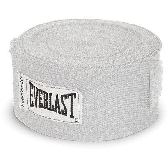 Изображение Классические мексиканские бинты Everlast белый 5,0х450см