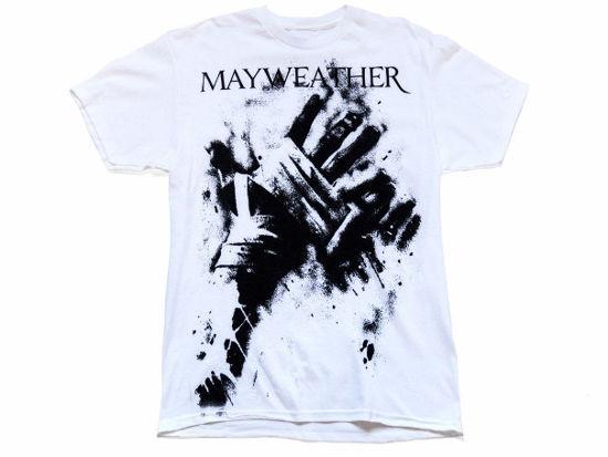 Изображение Футболка Mayweather Handwraps белый