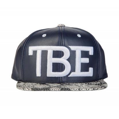 Изображение Бейсболка TMT TBE синий/белый один размер