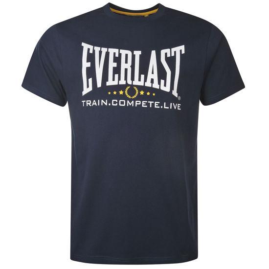 Изображение Футболка  Everlast темно-синий