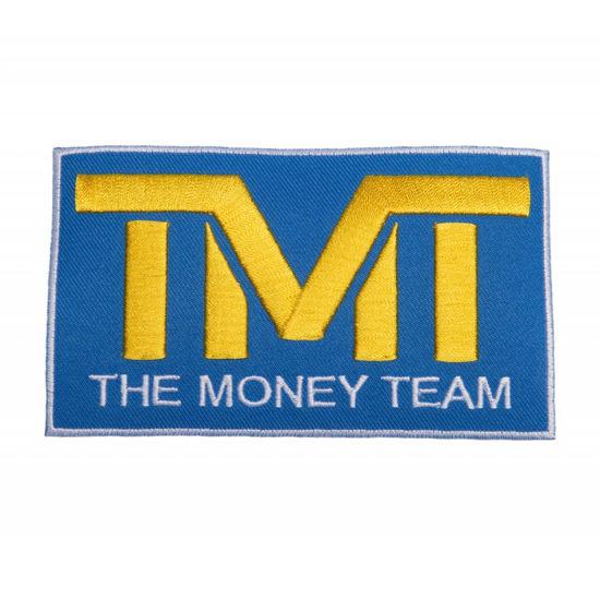 Изображение Наклейка TMT синий/желтый один размер
