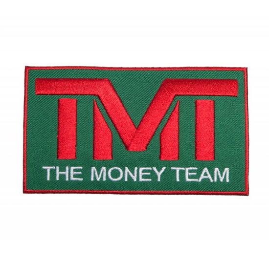 Изображение Наклейка TMT зеленый/красный один размер